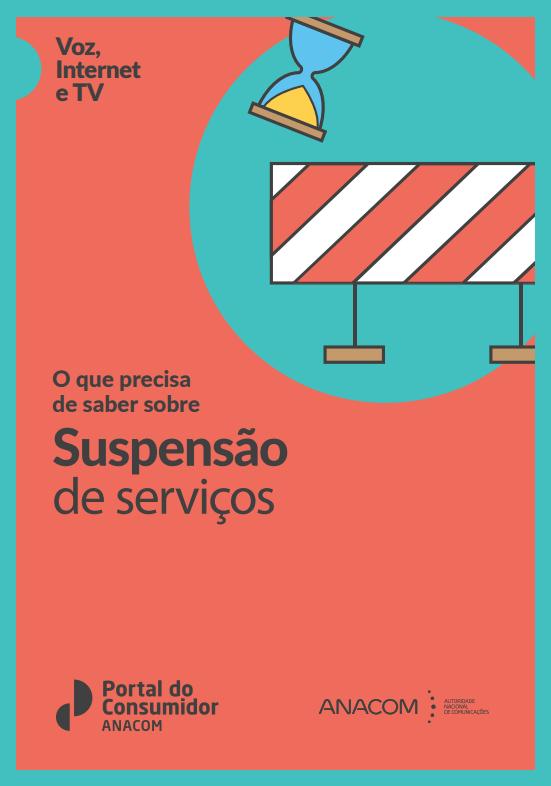 Suspensão de serviços
