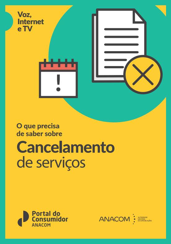 Cancelamento de serviços