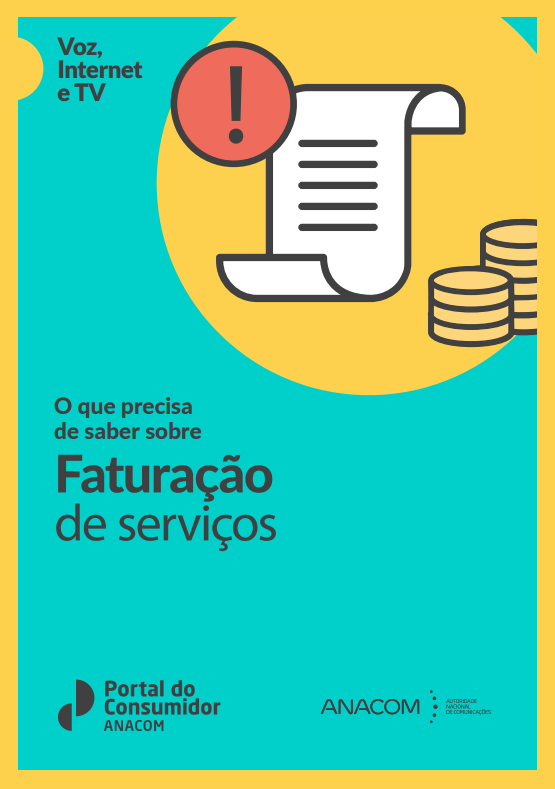 Faturação de serviços